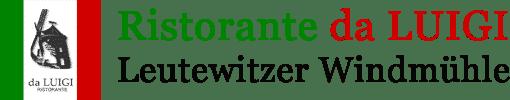Ristorante da LUIGI 🍽️Leutewitzer Windmühle Logo