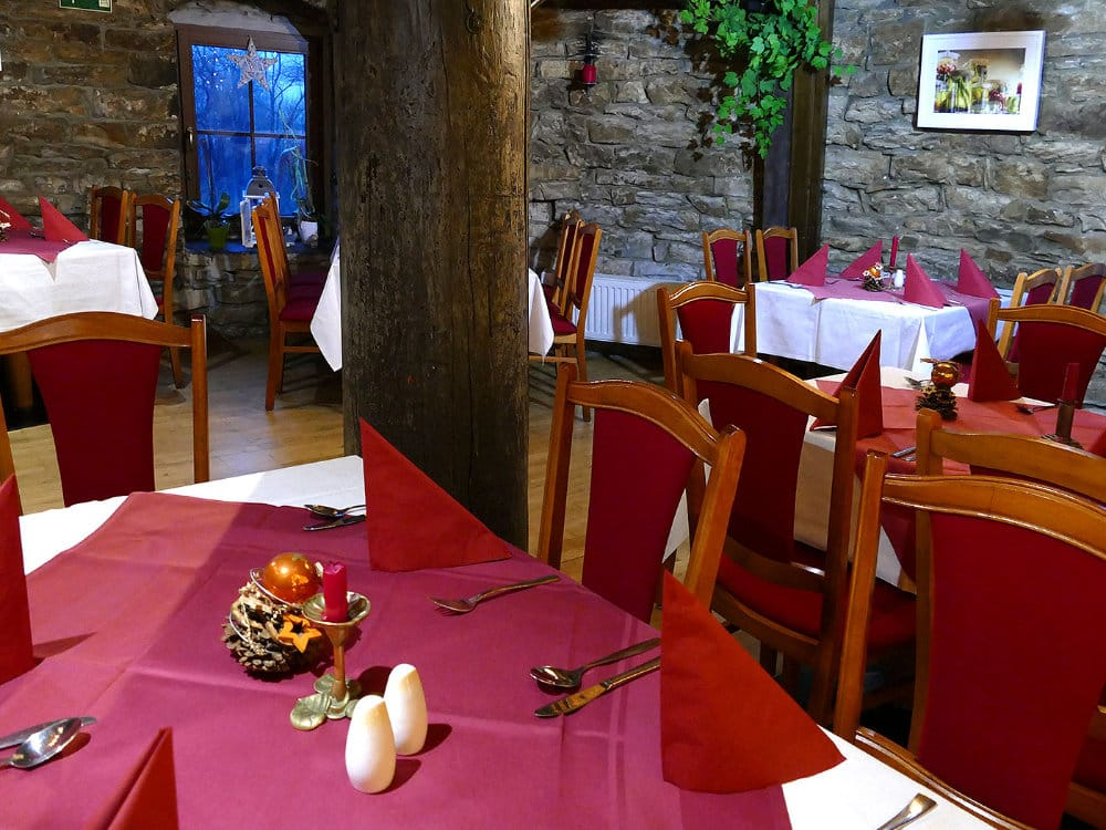 Gastraum da LUIGI Italienisches Restaurant Leutewitzer Mühle Dresden