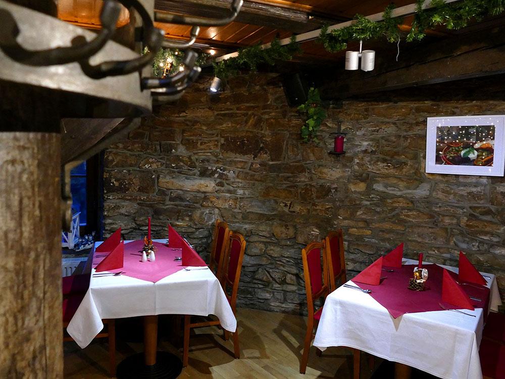 Romantisch essen in Dresden