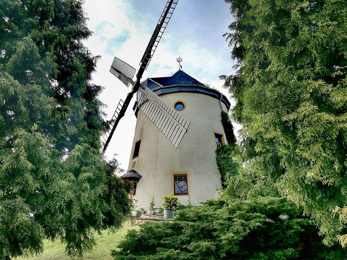 Leutewitzer Mühle