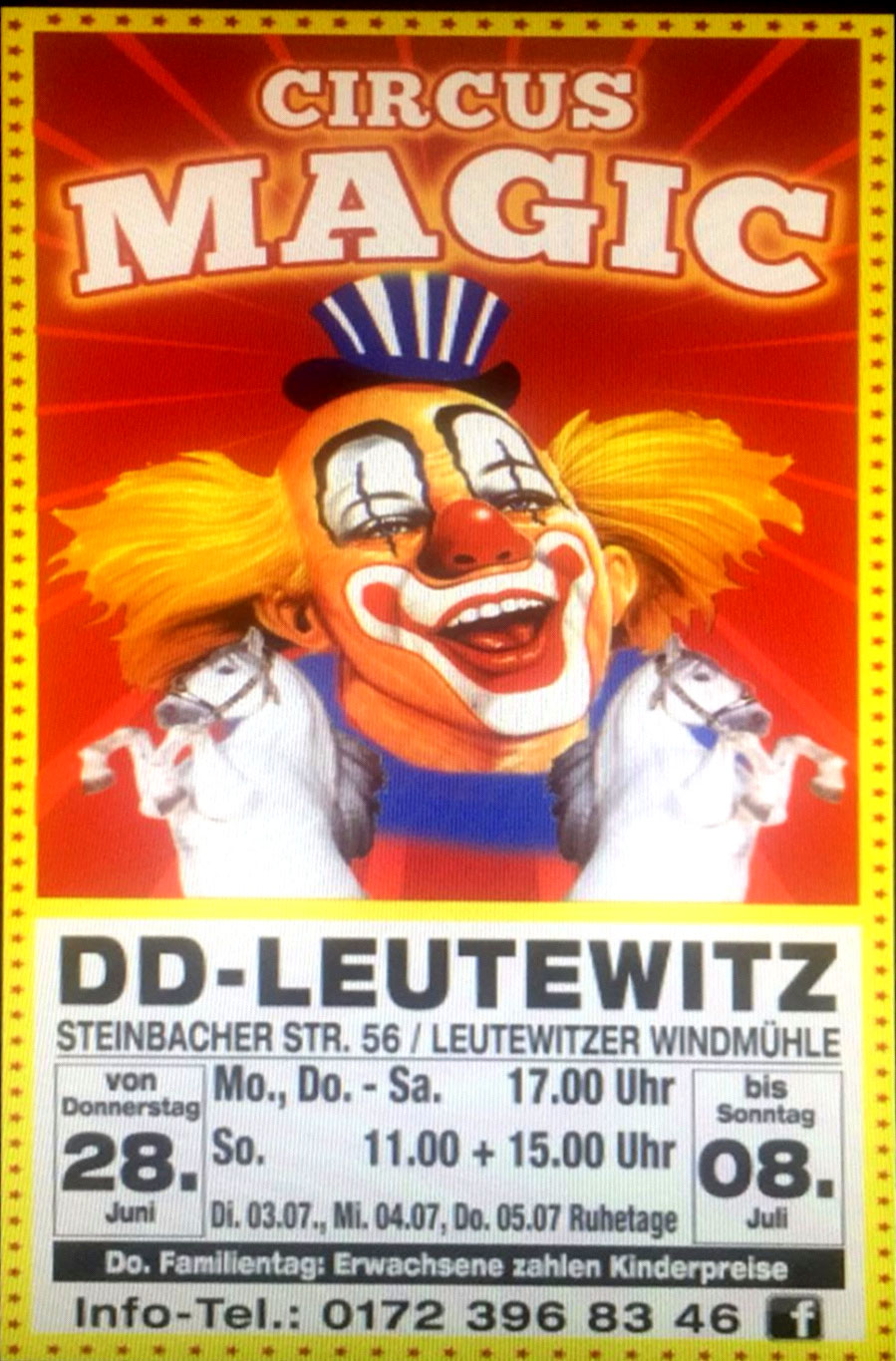 Zirkus Magic Dresden